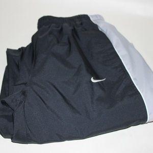 Nike Boys XL Black Athletic Pants